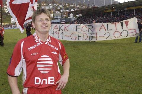 Klubblegenden Geirmund Brendesæter er innstilt som nytt styremedlem i Brann.