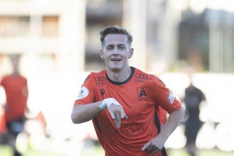 Henrik Udahl får drømmeovergangen sin. Han blir Vålerenga-spiller.