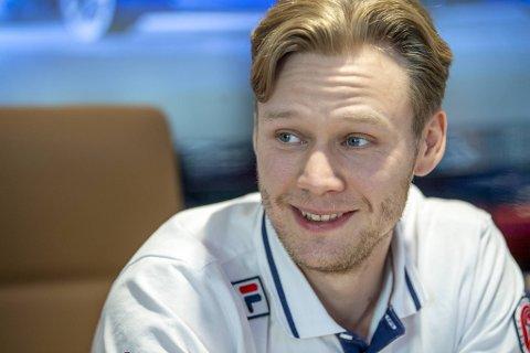 Håvard Lorentzen fikk ingen VM-medaljer, men tar gode opplevelser med seg hjem til Norge.