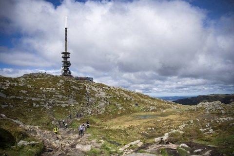 Ulriken er ett av de mest velkjente turmålene på Byfjellene. En ny tur-app gjør at bergensere nå setter kursen også mot mer ukjente fjelltopper.