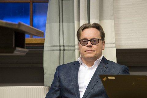 Tirsdag vitnet Sveinung Dalseide i rettssaken hvor Eirik Hokstad er tiltalt for grovt bedrageri. Dette bildet av Dalseide er tatt i en annen sammenheng.
