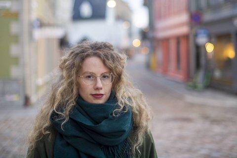 Ingeborg Ekeland (29) reagerer sterkt på gebyret hun må betale for hygienetiltakene på odontologisk avdeling ved UiB.