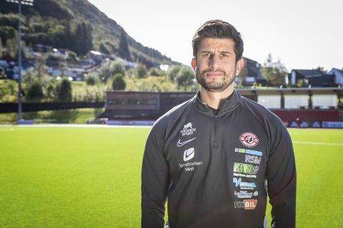 Remi Natvik blir assistenttrener i Åsane.