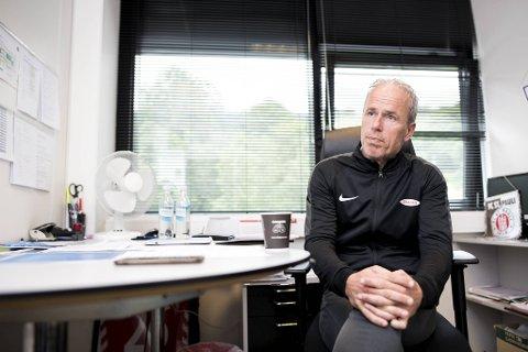 Branns sportssjef Rune Soltvedt har bare dager igjen i jobben.
