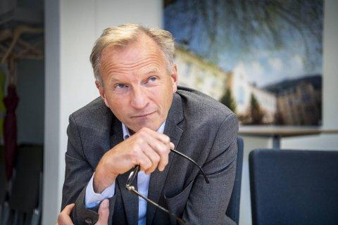 Eivind Hansen i Helse Bergen