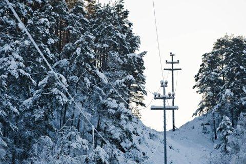 Sprengkulden førte til strømrekord for Bergen forrige uke.