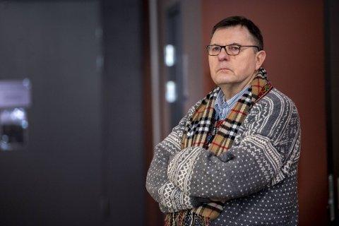 Smittevernoverlege i Bergen, Frank van Betten, er oppriktig bekymret for de stigende covid-tallene i Bergen.
