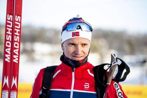 Vebjørn Turtveit hadde prikket inn formen til NM. Nå er mesterskapet avlyst.