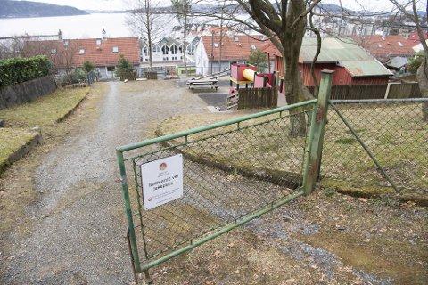 I dag brukes lekeplassen litt som turområde for Kidsa Christinegård barnehage og Eventyrskogen SFO, men mange i området vet faktisk ikke at den finnes.