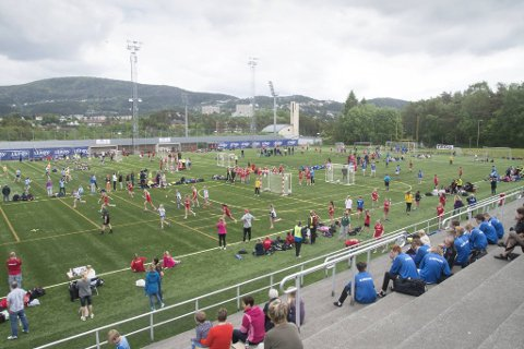 Det er enorm interesse for å delta på årets Bergen Cup.