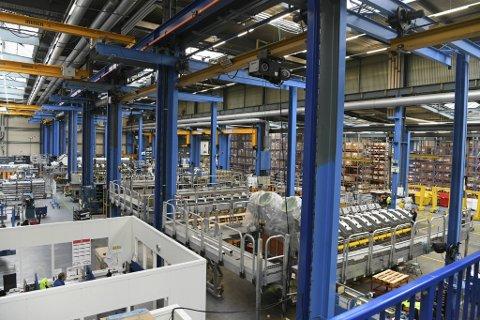 Russiske TMH Group får ikke kjøpe motorfabrikken Bergen Engines, har regjeringen bestemt.
