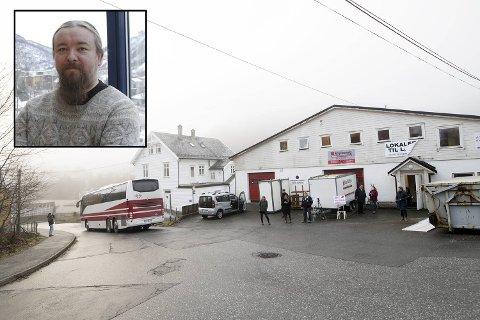 Reidar Staalesen (Ap) mener Bergen har kompetanse og muligheter til å ta imot langt flere enn 165 flyktninger. Asylmottaket i Arna ble i fjor lagt ned etter 30 år.