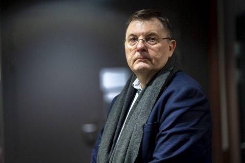 Smittevernoverlege Frank van Betten er bekymret.