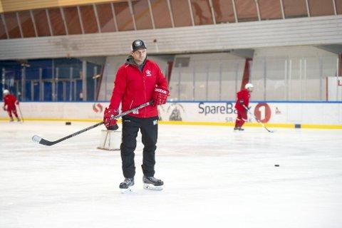 – I dette tilfellet har kommunen virkelig levert, sier Martin Hansen Guerra, leder i Bergen Ishockeyklubb.