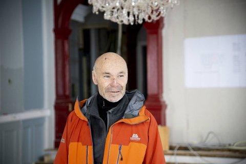 Petter Hagelund er blant investorene som har gått inn med kapital i Destinasjon Finse.