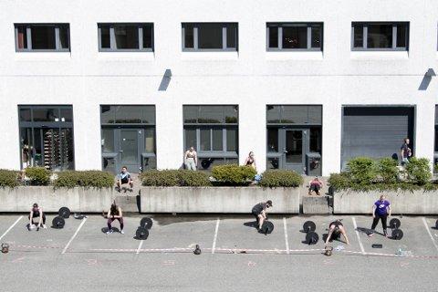 Byrådet ble anbefalt å stenge alle treningssentrene til over påske etter utbruddet på Crossfit Bryggen i Bergen sentrum.
