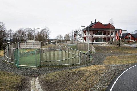Det går 400 elever ved Skeie skole. 2. trinn og 5. trinn er i karantene i påskeuken etter smitte med mutert virus.