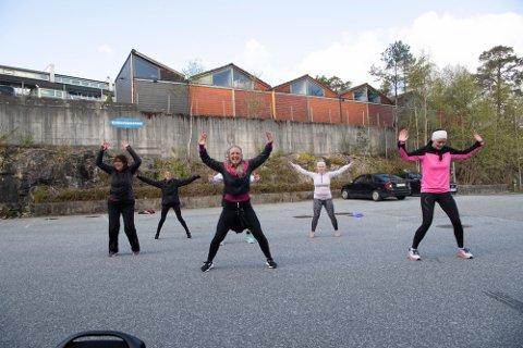 Nr 1 Fitness i Åsane hadde utetimer i mai fjor. Denne gangen får de ikke lov til det.