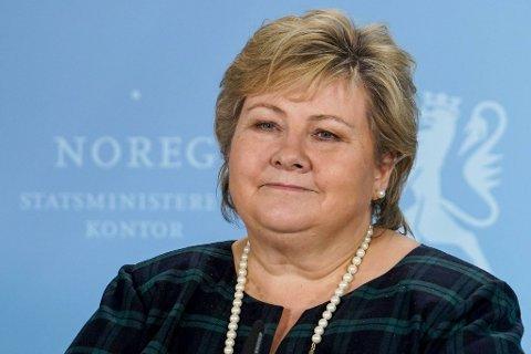 Erna Solberg hadde ingen lovnader om gjenåpning av idretten etter møtet med de nasjonale idrettstoppene onsdag ettermiddag.