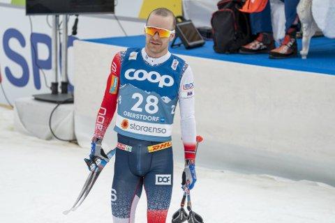 Sjur Røthe reiser hjem til Norge.