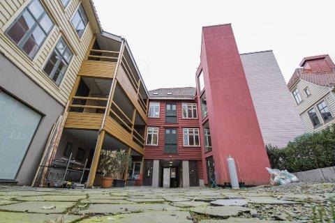 Byantikvarens laboratorium i Bergen roses av arkitekter og designere.