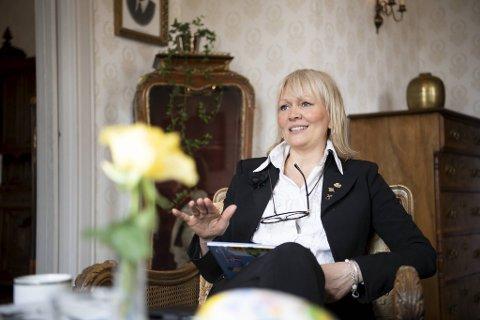 Alette Hjelmeland, markedsdirektør ved Fleischer's hotel.