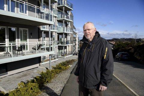 Egil Haaland og Pensjonistforbundet opplever at eldre vegrer seg fra å stifte ny gjeld.