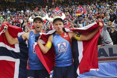 Anders Mol og Christian Sørum topper verdensrankingen og har noen fantastiske år bak seg. Men Mol er skadeutsatt og de har ikke konkurrert på lang tid, så det er vanskelig å si hvor de står hundre dager før OL braker løs.