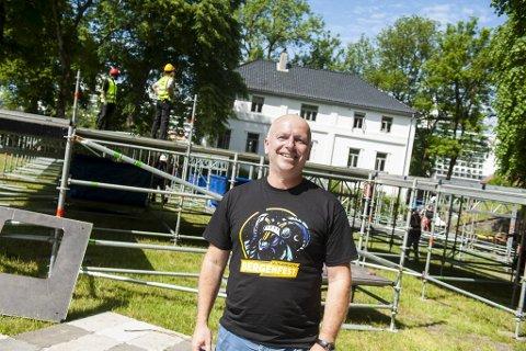 Daglig leder i Bergen Live og festivalsjef for Bergenfest, Frank Nes, mener at det er museskritt fremover, at vi er tilbake til der vi var før påske.