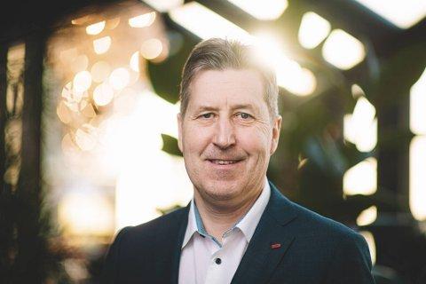 Asle Prestegard er ansatt som administrerende direktør for Scandic Hotels Norge.