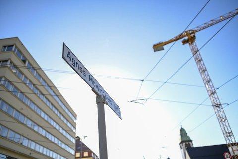 I Bergen i dag har kun ett av ti gatenavn som er oppkalt etter personer, kvinnelige navn. Dette vil byrådet få en endring på.