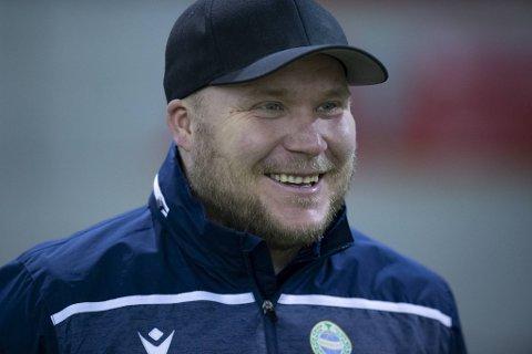 Steffen Landro er tilbake i Bergen for å spille treningskamp mot Brann.