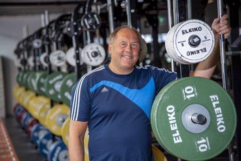 Bård Johansen, direktør for Sammen trening.