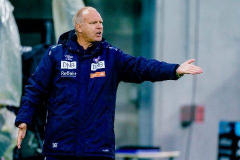Dag-Eilev Fagermo vil ikke slippe Felix Horn Myhre til Brann før kontrakten utløper.