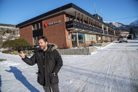 Hans Petter Thorbjørnsen var den som i sin tid fikk sikret varemerket «Perla i Hardanger».