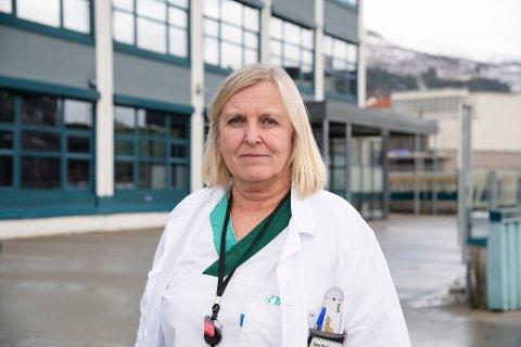 Legevaktsjef Dagrun Waag Linchausen forteller om stygge skader etter ulykker med el-løperhjul.