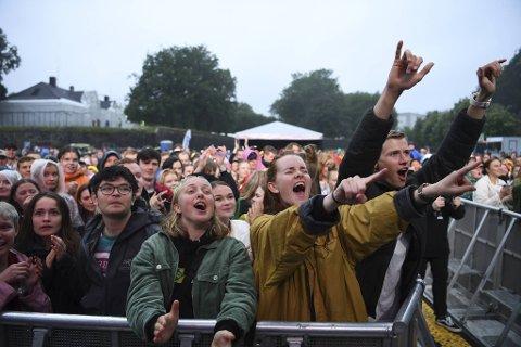 De fleste som hadde festivalpass til 2020, velger å ta dem med seg til 2022.