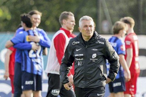 Brann-trener Kåre Ingebrigtsen måtte forklare nok et tap torsdag                              kveld. Denne gangen kunne han heller ikke skylde på at motstanderlaget var så bra. Brann har aldri hatt en så dårlig sesongenstart.
