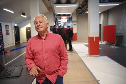 Styreleder i Brann Birger Grevstad skjønner at bergenserne er bekymret for de svake resultatene til rødtrøyene.