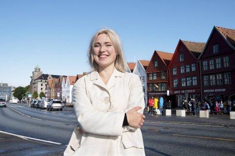 Byrådspartiene blir trolig avhengig av Rødt og Sofie Marhaug, skal de få flertall for Bybanen langs Bryggen.