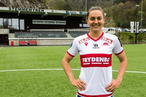 Vilde Bøe Risa er en av mange stjernespillere du kan se i Toppserien denne sesongen.