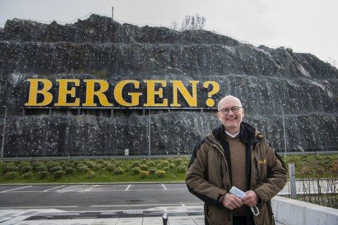 Anders Beyer er tilbake i Bergen, og nå begynner siste innspurt før Festspillene ruller i gang 26. mai.