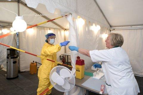 Det er bekreftet 31 nye smittetilfeller i Bergen tirsdag. 25 er nærkontakter av kjente smittetilfeller.