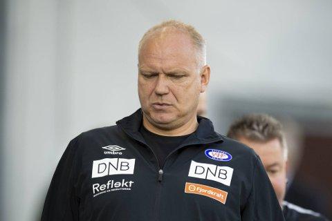 Vålerenga-trener Dag-Eilev Fagermo skulle helst ha beholdt Felix Horn Myhre.