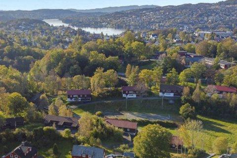 Boligutbyggere basert i Trøndelag har kjøpt en stor eiendom i Bergen sør.