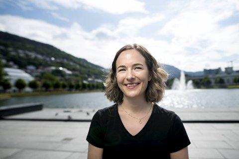 Linn Pilskog (33) er arbeiderjenten som stepper inn som byråd når Lubna Jaffery blir byrådsleder. – Fellesskapet er viktig for meg, sier hun.
