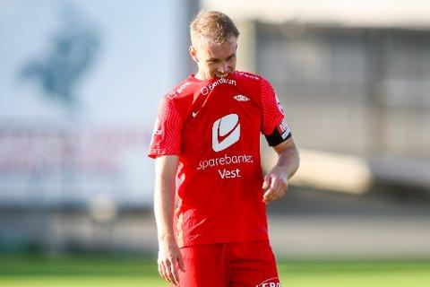 Petter Strand og Brann klarte ikke hente hjem tre poeng borte mot Sarpsborg 08. Kampen endte målløst.