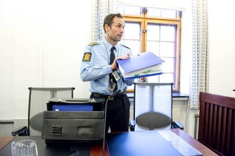 Politiadvokat Asbjørn Onarheim i Vest politidistrikt fikk gjennomslag for sin påstand om straff.