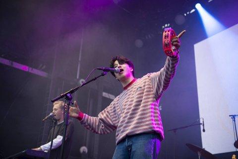 Den kommende konserten med Boy Pablo fredag er nå avlyst grunnet et smitteutbrudd knyttet til Trevarefabrikken i Henningsvær.
