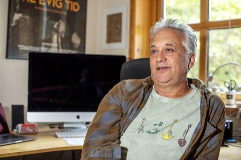 Frode Fimland har vekket liv i gamle filmruller som har ligget arkivert siden 1960-tallet til sin nye film «Politi til ei heil øy».